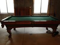 Swimming pool Table. Great addition to your house.