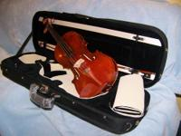 Vibrato Concert Series German Violin Retail price on