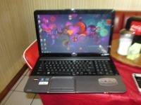 Beautiful Great Condition Toshiba Satellite Computer No