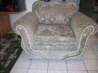 Kimball Reproduction Louis Xv Victorian 3 Piece Sofa Set