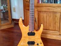 Beautiful guitar for sale by owner. In fantastic shape!