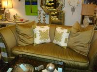 Beautiful Henredon sofa... originally $10,500.00 - In