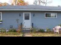 Located in quiet neighborhood in Deerwood, MN, on 3