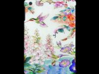 Hummingbird and Flowers Landscape iPad 2 or iPad 3