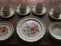Beautiful International China complete dinnerware