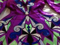 Stunning beautiful Siopa Rince solo competition outfit.