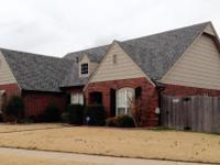 308 E 126th St Jenks-4bd/3bth/2 car garage on large