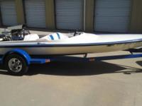 '76 GT 18 foot Jet Boat. Ford 460 motor with dual Holly