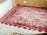 Beautiful hand knotted oriental rug beautiful hues of