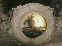 beautiful large mirror $60  or