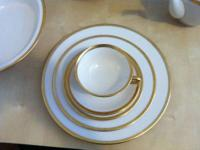 I have 8-5 piece place settings (dinner plate, salad