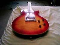 i have a beautiful les paul . its a epiphone standard
