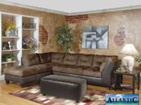 Beautiful sectional available in either left or right