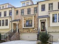 Beautiful, newer construction townhome located on a
