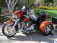 Beautiful & Nice 2000 Harley-Davidson Trike. Check out