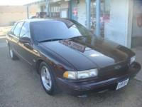 Beautiful!!! ONE OWNER 1996 Impala SS 4 door, 86,500