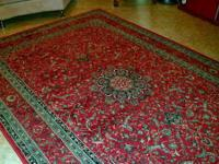 Great Condition ! Professionally Cleaned Persian