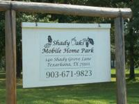 Shady Oaks Mobile Home Park has long-term RV spaces for