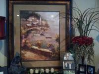 Beautiful picture from hobby lobby for sale. Original