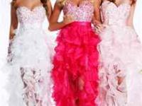 Gorgeous 2011 Sherri Hill Prom Dress, in excellent