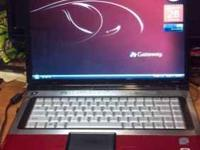 Looks good and runs good! Gateway M Series Laptop with