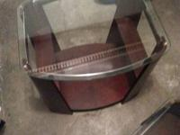 Red oak coffee and end table for sale you can go to