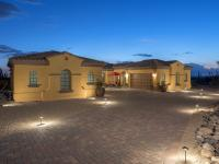 Perched on over 2 acres in North Scottsdale, this