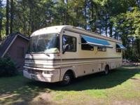 1995 Ford Bounder 460 Gas Motor - RUNS GREAT! LOW