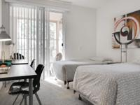 (4 spaces per 2 bedroom apartment. The price is per