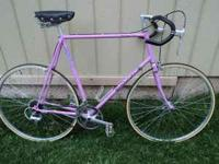 $245.Beautiful mens Shogun road bike in very nice cond