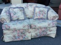 Gorgeous Little Passion Seat Couch. Very Comfortable.