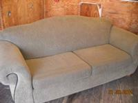 I have a great sage green sofa. Super clean and in