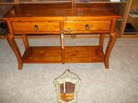 We have a sensational Sofa Table that we must sell. Was