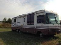 "Well Maintained 1996 Class ""A"" Thor ""Grand Manor"""