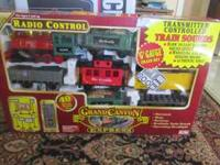 Vintage Railroad Stuff Assorted Toy Trains And Parts For