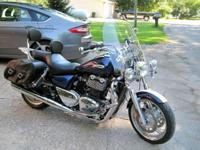 Triumph Thunderbird - 2010 The Mileage: ~10,500 (I am