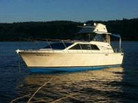 FOR SALE Here we have a beautiful 1972 Trojan 26 foot.