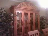 China cabinet for sale cash only please. Very excellent
