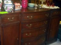 This is a beautiful Vintage buffet use it as a buffet