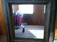 Seeking to find an excellent home for our wall mirror,