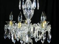 I have for sale a beautiful Waterford Crystal Avoca 5