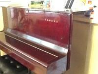 Yamaha U1 upright great condition. make in Japan,