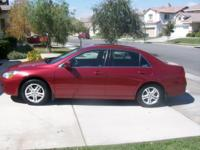 2007 Honda Accord Available for sale I'm presently