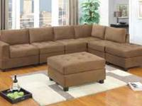 AWESOME DEAL ON THESE MODULAR SECTIONALS Create the