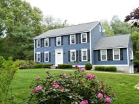 Perfectly preserved colonial home in the highlysought