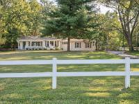 Beautifully rehabbed cattle ranch house on an ACRE of