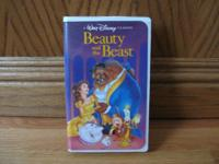 COLLECTOR'S ITEM! WALT DISNEY CLASSIC BEAUTY AND THE