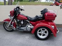Outright unusual find, a real appeal. 1995 Harley