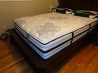 I just purchased this Mattress for over $2200 with tax