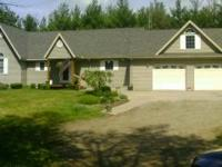 Lovely Newer Home On Wooded 2.5 Acres With Lots Of